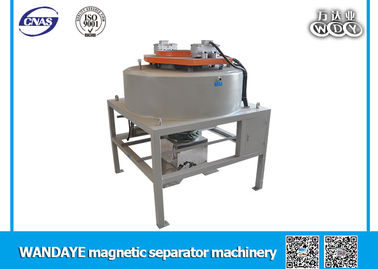 380V High Gradient Magnetic Separator 11kw Metal Separator 1020KG